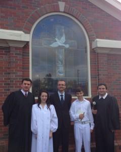 Botez la Nashville 2012