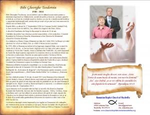 Inmormantare fratele Bibi 2