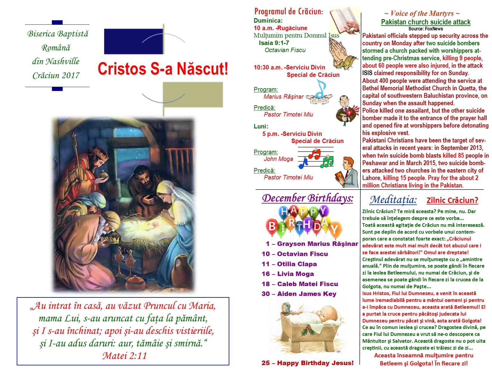 Buletin 12-24-17 page 1 & 2
