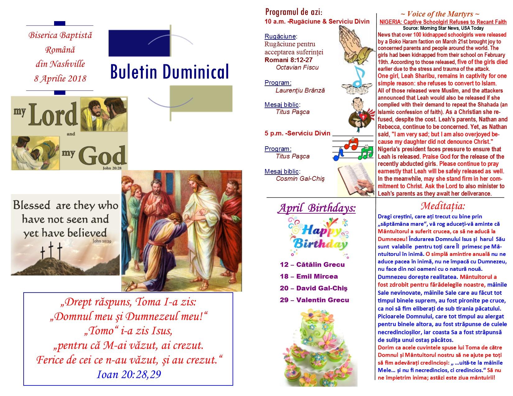 Buletin 04-08-18 page 1 & 2