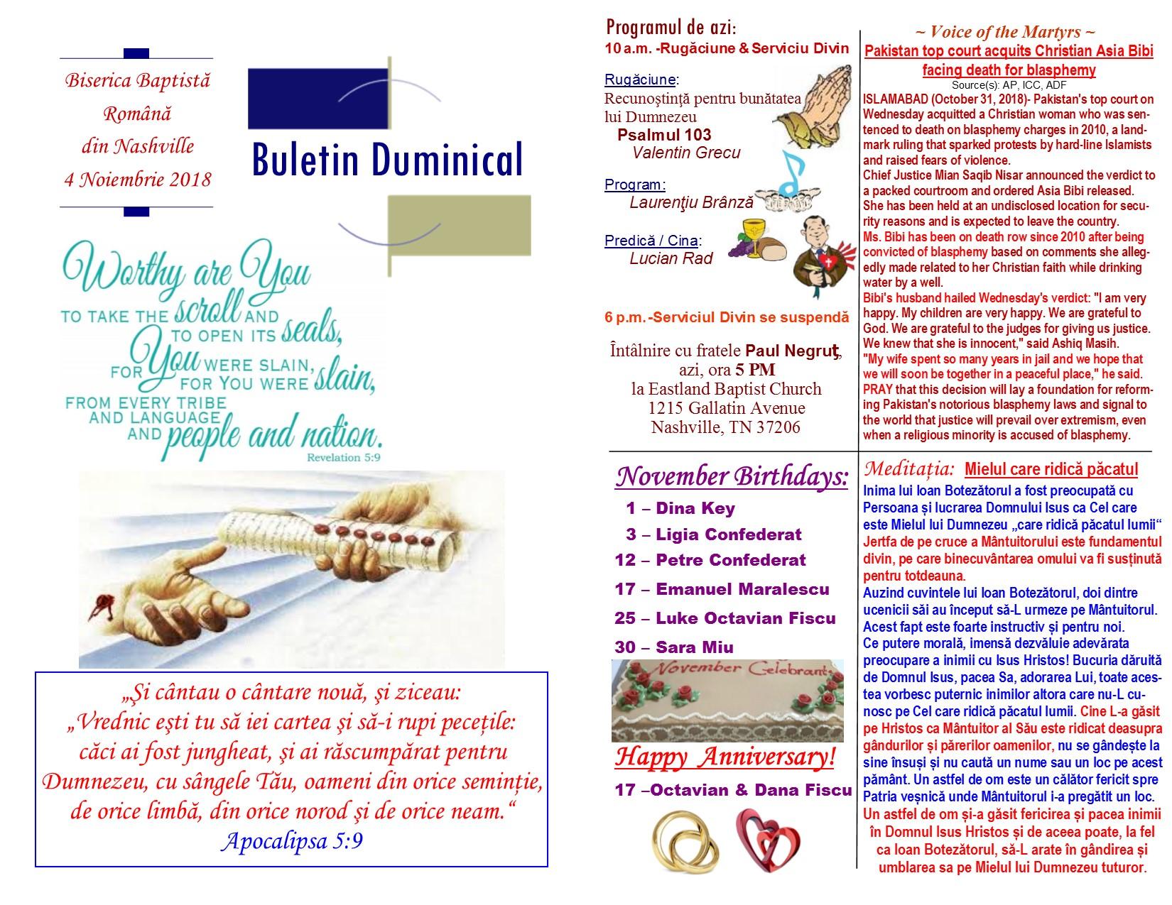 Buletin 11-04-18 page 1 & 2