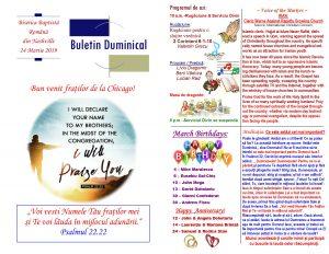 Buletin 03-24-19 page 1 & 2