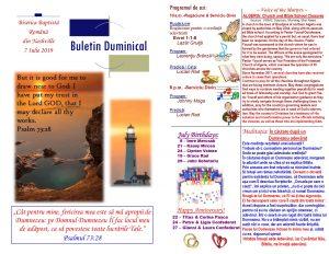 Buletin 07-07-19 page 1 & 2