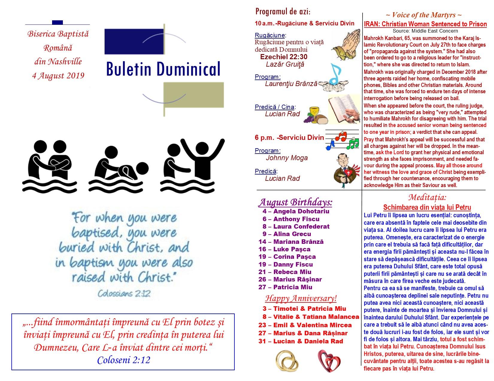 Buletin 08-04-19 page 1 & 2