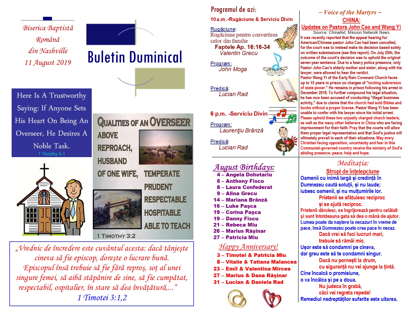 Buletin 08-11-19 page 1 & 2