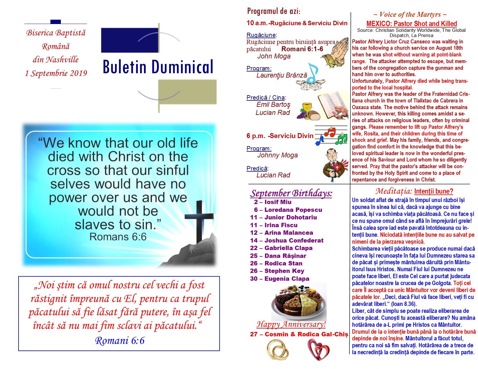 Buletin 09-01-19 page 1 & 2