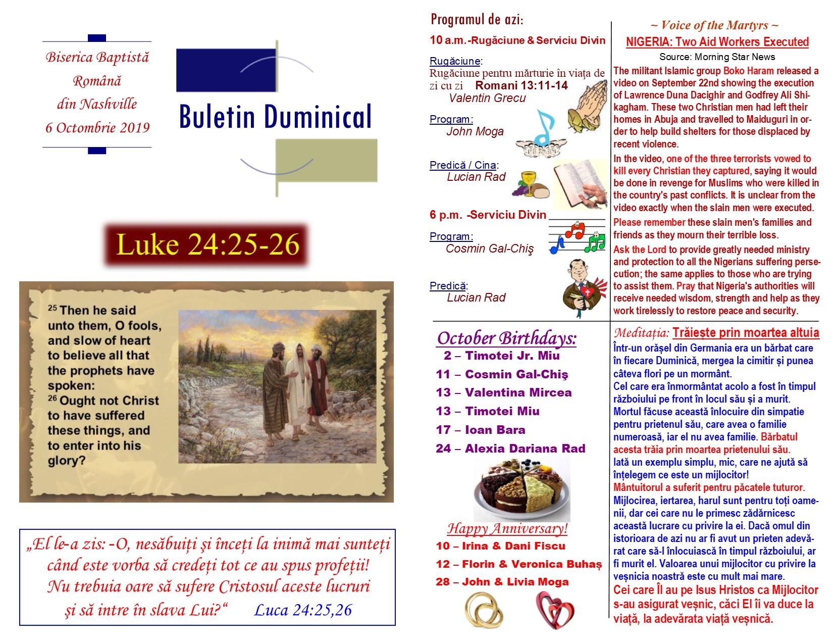 Buletin 10-06-19 page 1 & 2