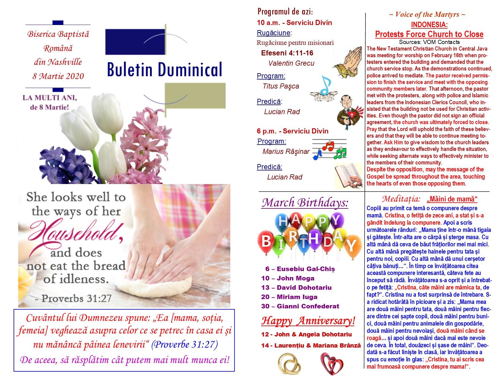 Buletin 03-08-20 page 1 & 2